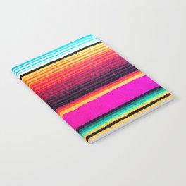 Magenta Sky Serape Notebook