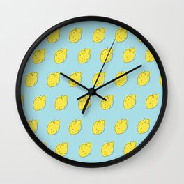 When life gives you... Wall Clock