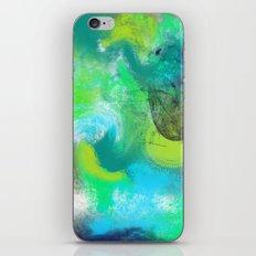 Abstrait iPhone & iPod Skin
