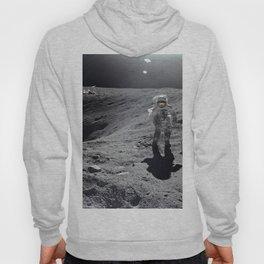 Apollo 16 - Plum Crater Hoody