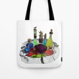 Wizard's Potions Tote Bag