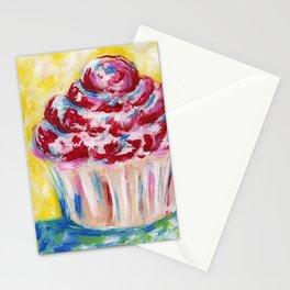 CUPCAKE #1 Stationery Cards