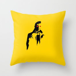 Mysterious lord Throw Pillow