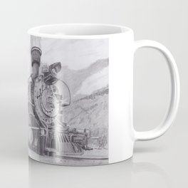Durango and Silverton Steam Engine Coffee Mug