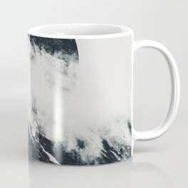Black meets white Coffee Mug