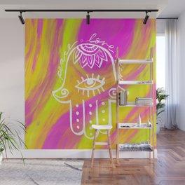 Peace, Love, Joy Wall Mural