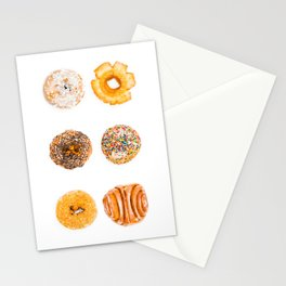 Some Donuts Stationery Cards