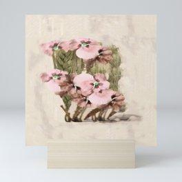 Petite Orchid Shilo Mini Art Print
