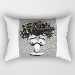"""EPHE""""MER"""" # 43 Rectangular Pillow"""