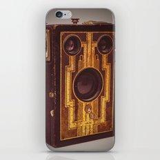 Brownie Camera iPhone & iPod Skin