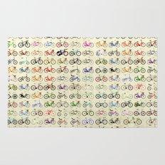 Bikes Rug