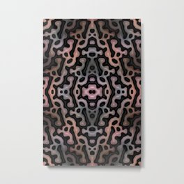 Colorandblack series 711 Metal Print