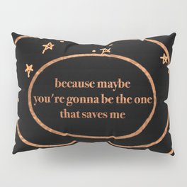because maybe Pillow Sham