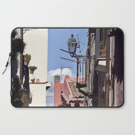 Sicilian Mountainvillage - Forza d'Agro Laptop Sleeve