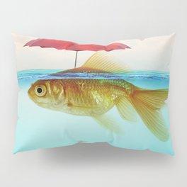 Under Cover Goldfish Pillow Sham