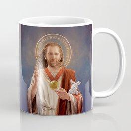 Saint Nicolas of Cage Coffee Mug