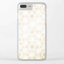Persian Rug Clear iPhone Case