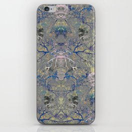 Funky fresh interior and fashion prints iPhone Skin