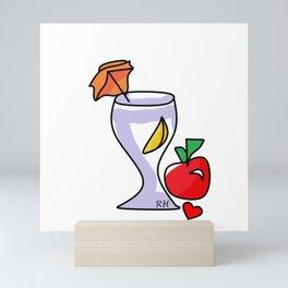 Juicing Mini Art Print