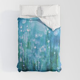 Crystals of Life Comforters