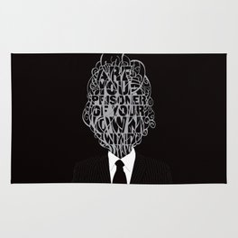 Are you a prisoner of your own mind? Rug