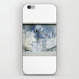 so quietly... iPhone Skin