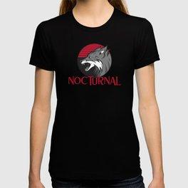 Nocturnal Fox T-shirt