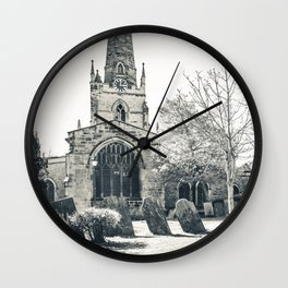St. Mary's Parish Church Wall Clock