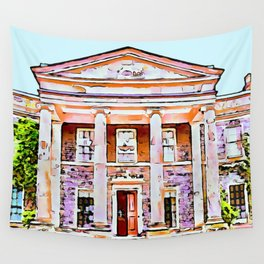 Mount Stewart,Ireland.(Painting) Wall Tapestry