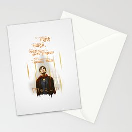 Merlin: Myth and Magic Stationery Cards