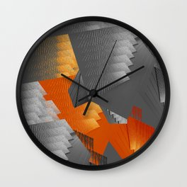 AB untitled Wall Clock