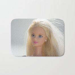 Summer Blonde Bath Mat