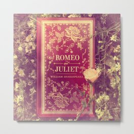 Romeo and Juliet Metal Print