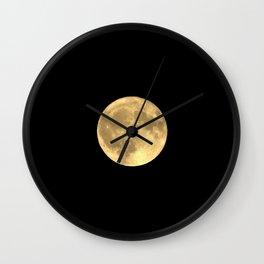 ARIES MOON Wall Clock