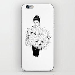 Audrey iPhone Skin