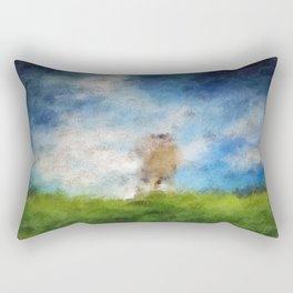 Contact Rectangular Pillow