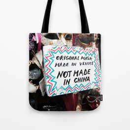 not-made-in-china Tote Bag