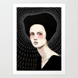 Freda Art Print