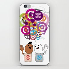Charla iPhone & iPod Skin
