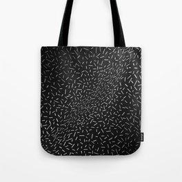Manifold Sprinkles Tote Bag