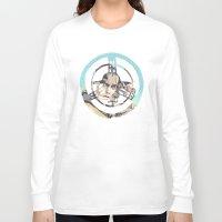 mad max Long Sleeve T-shirts featuring Mad Max by Sarah Kamada