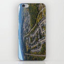 Tumbler Ridge Fall iPhone Skin