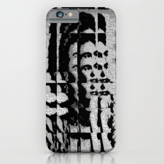 Frida Kahlo iPhone & iPod Case