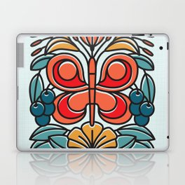 Butterfly tile Laptop & iPad Skin