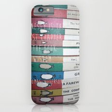Honesty is the first chapter in the book of wisdom. Slim Case iPhone 6s
