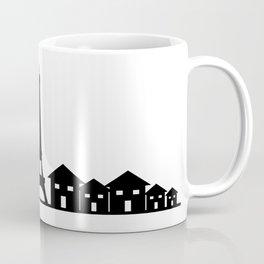 paris skyline Coffee Mug