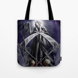 Saint Undertaker Tote Bag