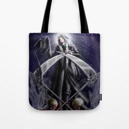 Saint Undertaker Tote Bag