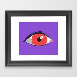 Instan Crush Framed Art Print