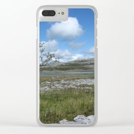 Mullaghmore IV Clear iPhone Case